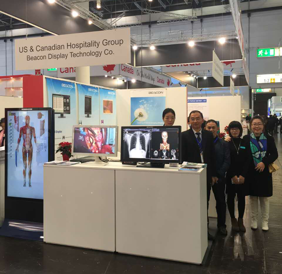 Beacon participated in the 2016 Medica